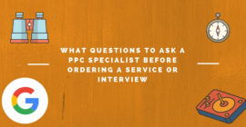 Questions for PPC Specialist